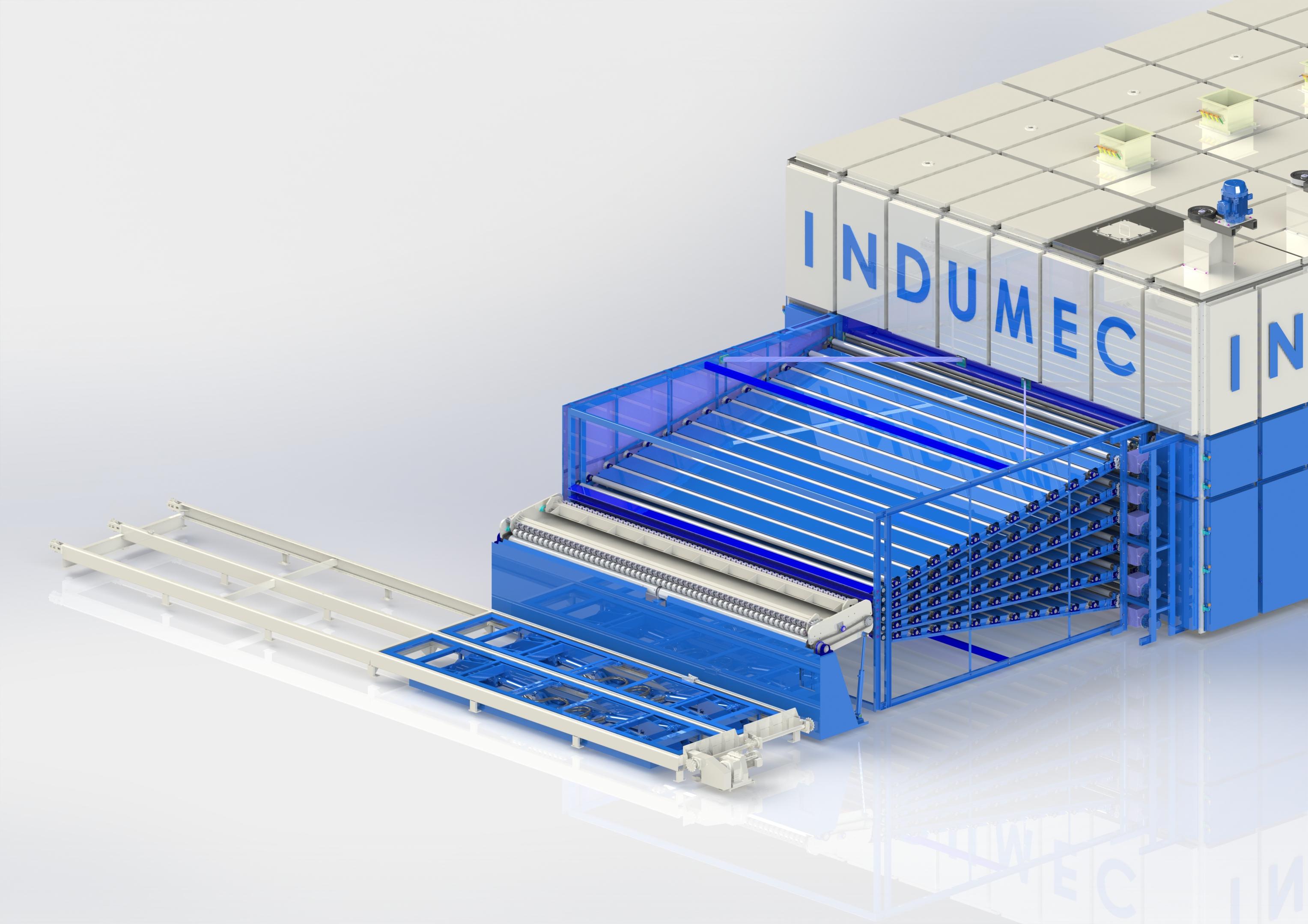 Sistemas de alimentação automática para secador